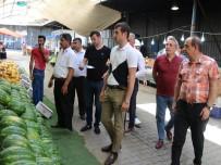 KıZıLPıNAR - Yeni Pazar Yeri Yapımına Başlanıyor