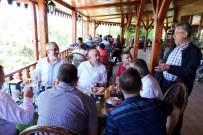 BOZOK ÜNIVERSITESI - Yozgat Belediyesi'nden Çamlık Milli Parkı'na Yeni Tesis