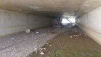 MURAT YILMAZ - Zaferiye Mahallesinde 4 Bin 800 Metrelik Dere Temizliği