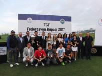 MEHMET ÇALıŞKAN - 2017 Federasyon Kupası Hamza Esmer'in