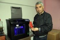 PROTEZ BACAK - 3D Yazıcı İle Hayvanlar İçin Protez Bacak Üretti