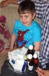 DİYALİZ HASTASI - 8 Yaşında 6 Hastalığı Var, Günde 29 İlaç Kullanıyor