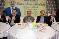 BOZOK ÜNIVERSITESI - Adalet Bakanı Bozdağ, Yozgat'ta İftar Programına Katıldı