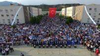 ADNAN MENDERES ÜNIVERSITESI - ADÜ Nazilli İİBF 1700 Öğrencisini Uğurladı