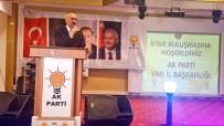 BURHAN KAYATÜRK - AK Parti'den Geleneksel Vefa İftarı