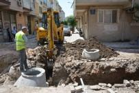 ŞEHİT ÜSTEĞMEN - Akhisar'ın Eski Altyapısına Yenileme