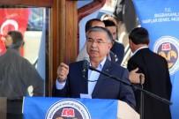 SİVAS VALİSİ - Bakan Yılmaz'dan Pamukkale Üniversitesi Rektörü Bağ'a Tepki