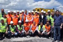DEMİRYOLLARI - Bakü-Tiflis-Kars Demiryolunun Türkiye Ayağı Haziranda Tamamlanıyor