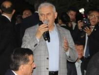Başbakan Yıldırım Haymana'da iftar açtı