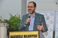 SPOR MERKEZİ - Başiskele, Diriliş Fetih Gençlik Ve Spor Merkezi Açıldı