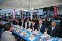 ERKILET - Başkan Çolakbayrakdar, Mahalle Sakinleriyle Eskir Ramazanların Tadını Yaşadı