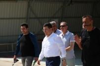 HAKAN TÜTÜNCÜ - Başkan Tütüncü, Kepez'i Havadan Gözlemledi