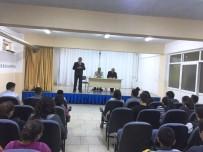 Burhaniye Hürriyet Ortaokulu'nda Meslek Tanıtımı Yapıldı
