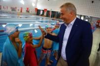 BUZ PATENİ - Büyükşehir Yaz Spor Okulları Kayıtları Başladı