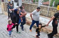 ERITRE - Çanakkale'de 40 Kaçak Göçmen Yakalandı