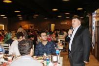 MUHAMMET GÜVEN - Doktorlar, Kayseri Tabip Odası'nın Geleneksel İftar Yemeği'nde Bir Araya Geldi