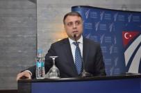 GAYRI SAFI MILLI HASıLA - DTSO Başkanı Ahmet Sayar Açıklaması