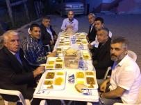 HÜSEYİN ÖZBAKIR - Elvanpazarcık Belediyesi İftar Programı Düzenledi