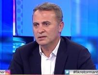 BEYAZ FUTBOL - Fikret Orman'dan o iddialara cevap