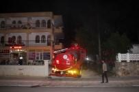 SARıLAR - Manavgat'ta Ev Yangını