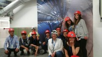 MISYON - Mersinli Lise Öğrencileri Avrupa Uzay Üssünü Gezdi