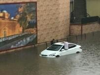 ELEKTRİK KESİNTİSİ - Metroyu Su Bastı !