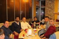 Serhat Ardahan Gazeteciler Derneğinden İftar Yemeği