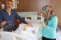 ÇINGENE - Siirt'te 9 Aylık Bebeğin Tedavi Parası Çalındı