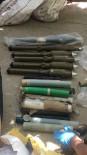 BİXİ - Silopi'de Silah Ve Mühimmat Ele Geçirildi