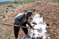 MEHMET METIN - Su Sorunu 200 Yıldır 'Kar Bastırma' İle Çözülüyor