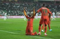 OSMANLISPOR - Süper Lig'in Gol Kralı Vagner Love
