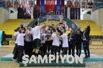 ÖMER ONAN - TB1L'de Şampiyon Sakarya BŞB