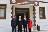 TURHAN TOPÇUOĞLU - Vali Vekili Karadeniz, Belediye Hizmetlerini Yerinde İnceledi