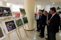 8. Tarım Ve İnsan Konulu Ulusal Fotoğraf Sergisi Açıldı