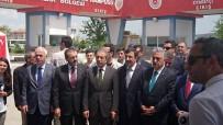HAYATİ YAZICI - AK Parti MYK Üyeleri, FETÖ Çatı Davasını Takip Etmek Üzere Sincan Cezaevi Kampüsü'ne Geldi