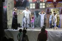 MEYAN ŞERBETİ - Antakya Atatürk Parkı'nda Ramazan Etkinlikleri