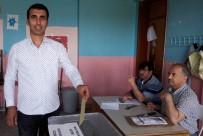 ABDULLAH DEMIR - Bahçelievler Mahallesi'nde Muhtarlık Seçimini Demir Kazandı