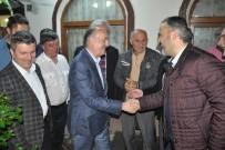 RUMELİ TÜRKLERİ - Bakan Müezzinoğlu'ndan İnegöl'e Çat Kapı Ziyaret