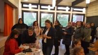 GÖKTEPE - 'Balıkesirin En Özel Tatları' Hamburg'ta Tanıtıldı