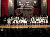 ÇOCUK KOROSU - Başak Koleji, Aydın'ı Ankara'da Temsil Etti