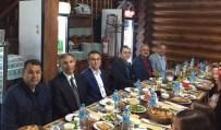 AKŞEHİR BELEDİYESİ - Başkan Akkaya'dan Hakim Ve Savcılara İftar Yemeği