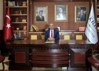 MEDENİYETLER - Başkan Kara'nın Kilis'in İl Oluşunun 22. Yıl Dönümü Mesajı