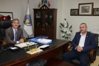 Başkan Şirin MHP'yi Ağırladı