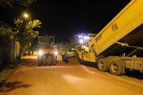 SÜLEYMANIYE - Bayburt Belediyesi'nden Gece Mesaisi