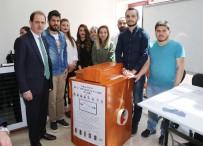 BAYBURT ÜNİVERSİTESİ REKTÖRÜ - Bayburt Üniversitesinde Ar-Ge Projeleri Sergisi Düzenlendi