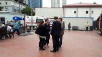 HAMIDIYE - Beşiktaşlı Samet Bakan'dan 'Mesaj' Var
