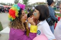 RÜZGAR GÜLÜ - Beylikdüzülü Çocuklar Çevre Şenliği'nde Doyasıya Eğlendi