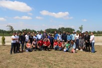 GENÇLİK MECLİSİ - Biga'da Çevre Günü'nde 54 Fidan Diktiler