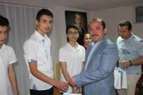 MURAT YIĞIT - Bodrum'dan TEOG'da 17 Türkiye Birincisi