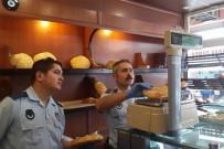 Burhaniye'de Fırınlara Baskın